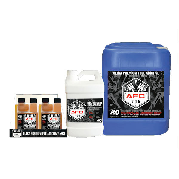 AFC-705 Diesel Fuel Catalyst & Tank Cleaning Additive - Product LIne