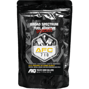 AFC-710 Diesel Fuel Catalyst & Tank Cleaning Additive - Powder - 334g