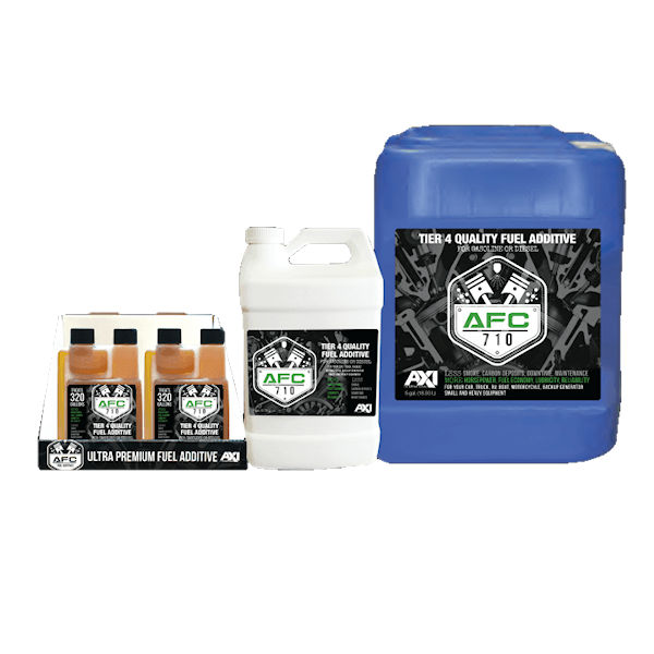 AFC-710 Diesel Fuel Catalyst & Tank Cleaning Additive - Product Line