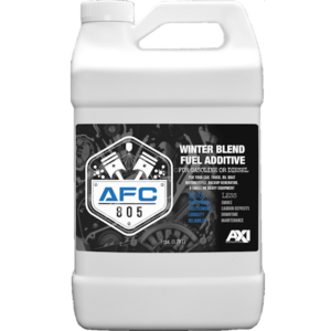 AFC-805 Diesel Fuel Catalyst & Tank Cleaning Additive