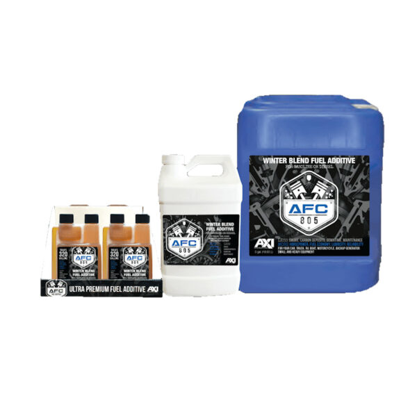 AFC-805 Diesel Fuel Catalyst & Diesel Fuel Additive - Product Line