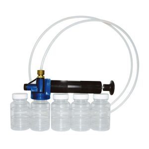 Hand Held Fluid Sampling Pump