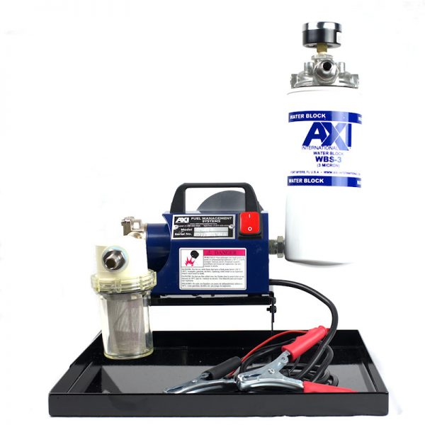 TK-240 XT Portable Fuel Polishing System - Front View