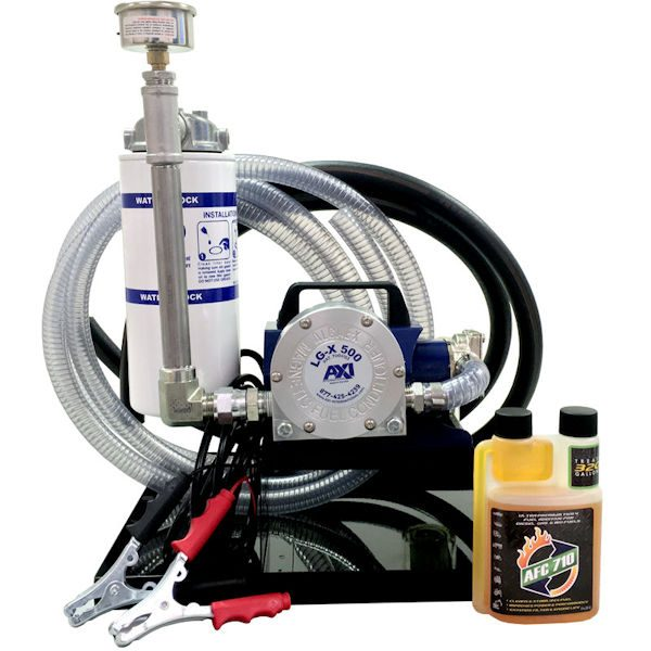 TK-240 XT Portable Do-It-Yourself Fuel Polishing System