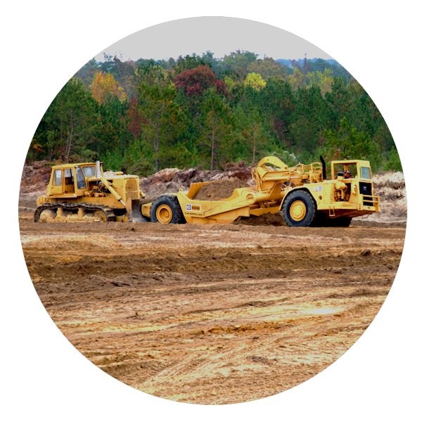 Heavy Duty Grading Equipment